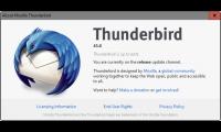 Mozilla Thunderbird 91