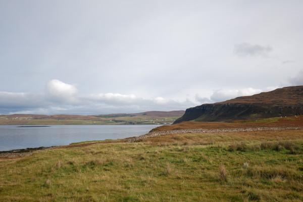 Panorama dell'Isola di Skye