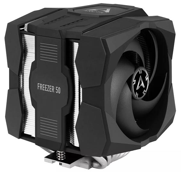 ARCTIC presenta Freezer 50, un dissipatore ad aria per gli ultimi AMD Ryzen e Intel Core