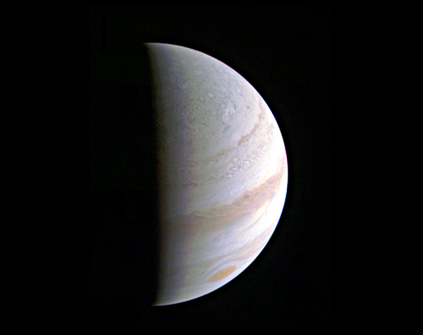 NASA Juno Giove