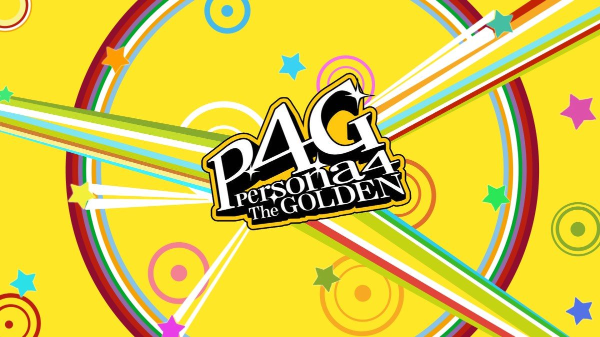 Persona 4 Golden Walkthrough