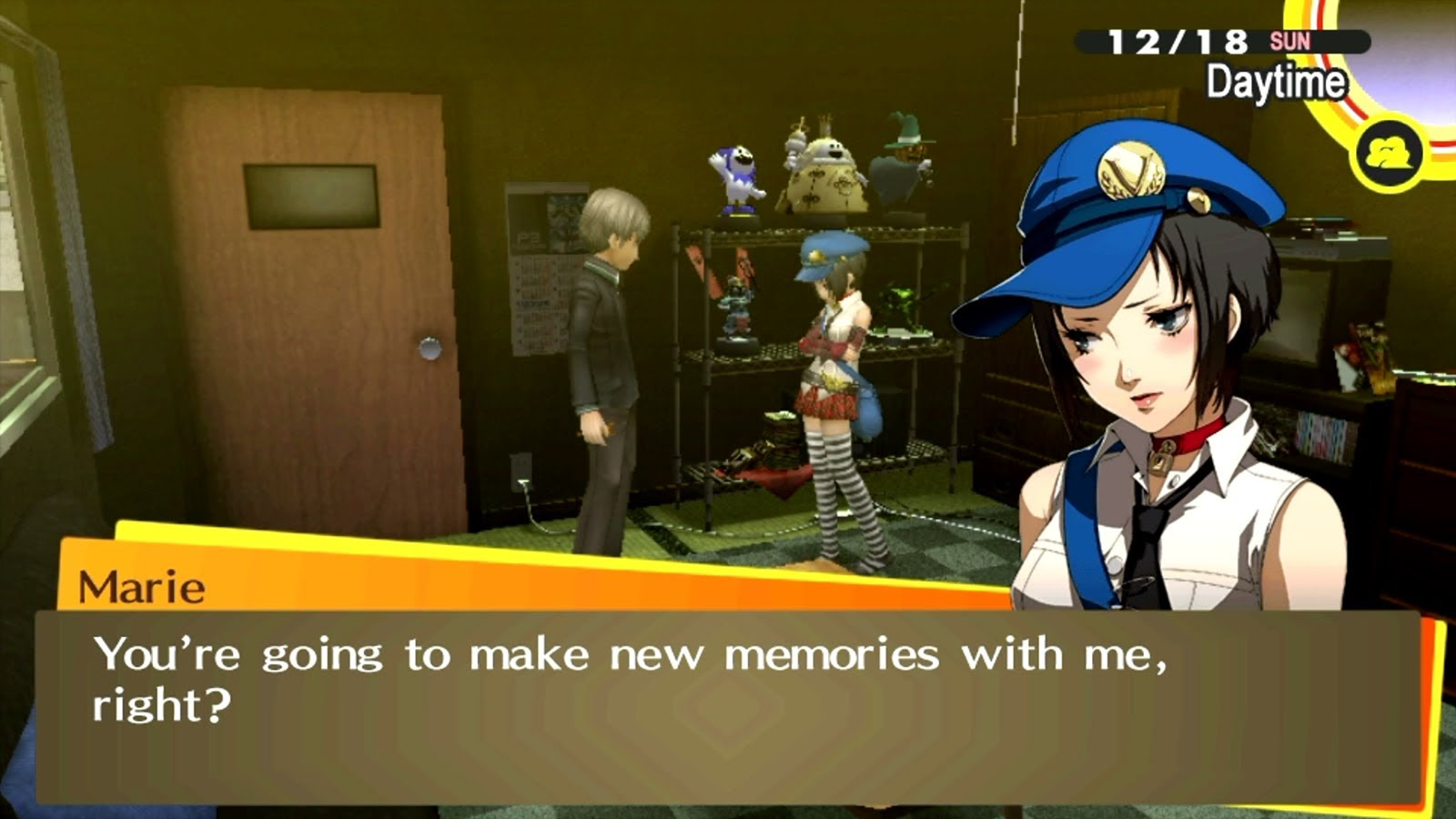 Image result for persona 4 gameplay