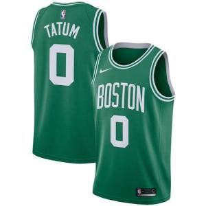 Nike Celtics #0 Jayson Tatum Green NBA Swingman Ic wholesale Marcus Smart Limit jersey