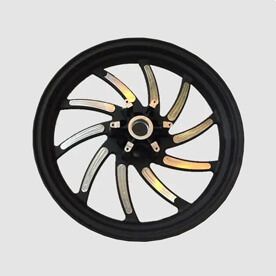 front and rear wheels of motorcycles-thum