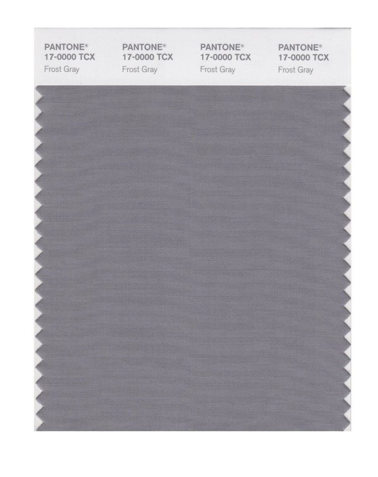 Resultado de imagen de frost gray pantone