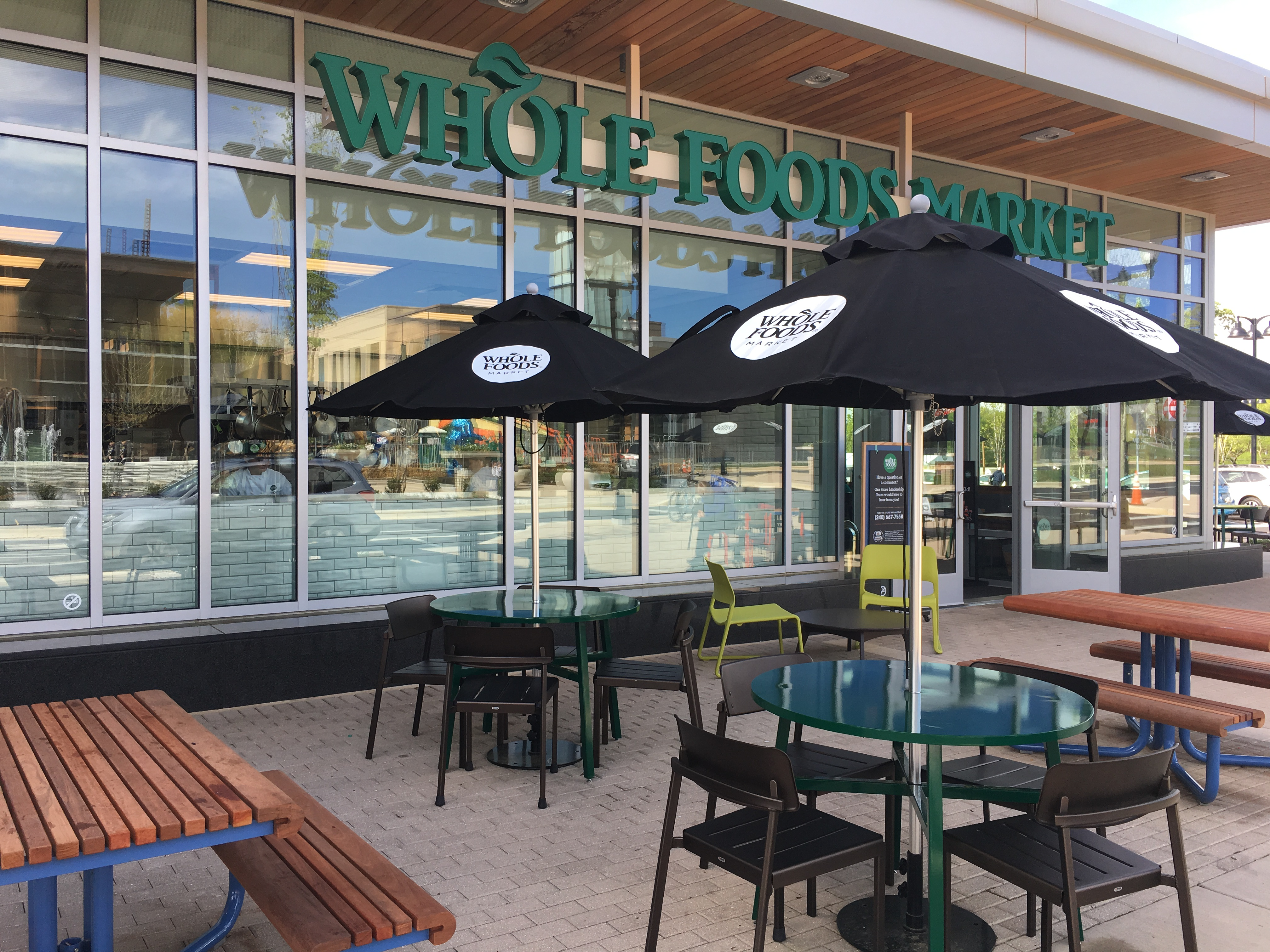 Whole Foods Near College Park