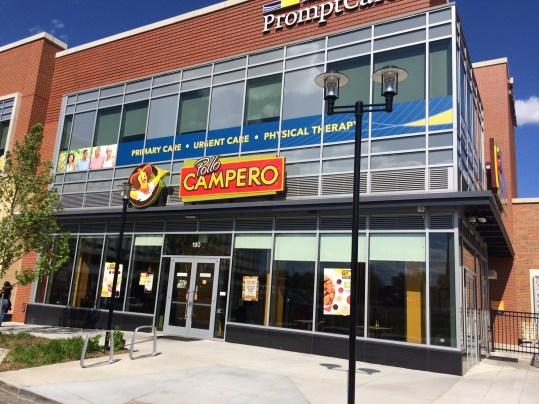 Pollo Campero Hyattsville Guatemalan chicken University Town Center