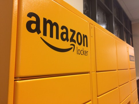 Amazon Locker Hyattsville Riverdale Park Route 1 Maryland