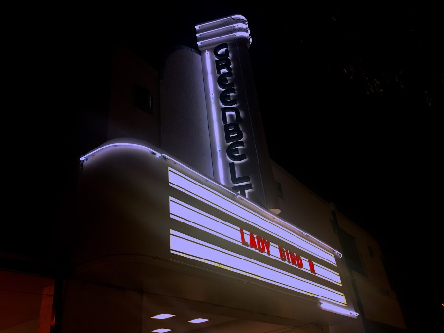 Old Greenbelt Theatre movie cinema arthouse indie Maryland