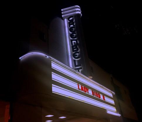 Old Greenbelt Theatre movie cinema arthouse indie Maryland