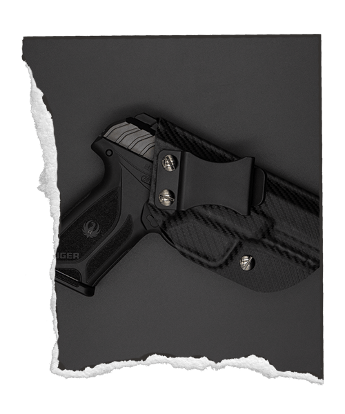 Details about  /Hybrid Armory Capsule Pro Left Hand Inside Waistband Kydex Holster Carbon