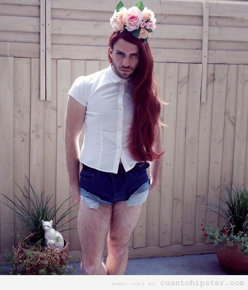 chico-hipster-disfrazado-lana-del-rey