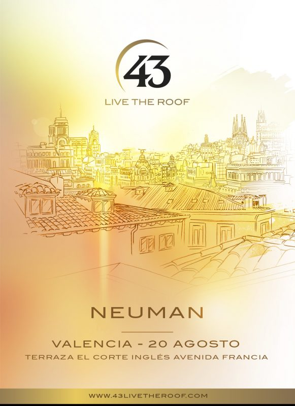NP Neuman Live the Roof