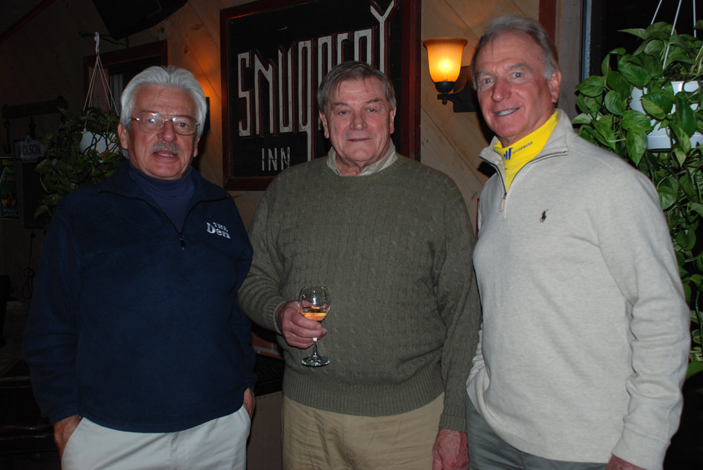 Jack, Walter & Sigi