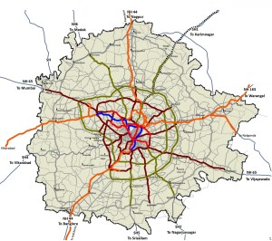 HyderabadUpdates.in, hyderabad updates, hmda map ouline