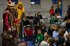Youth Literacy Theater