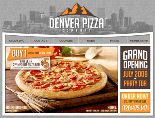 Denver Pizza Company