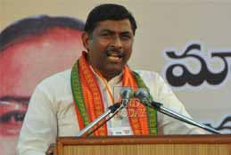 Next We will Form Govt In Telangana Too As Many Joining BJP soon: Muralidhar