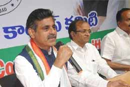 Visweswar Reddy Urges CM To Provide Water To RR District