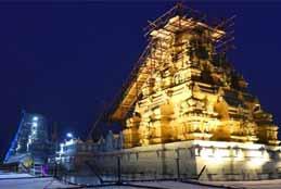 Mana Gudi Program At Jubilee Hills Balaji Temple From Today