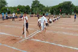 National Kho-Kho Meet Begins In Kaghaznagar