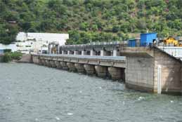Four Gates Of Srisailam Project Lifted