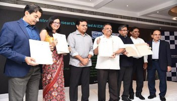 Eight MoUs and two pilot projects launched in AI