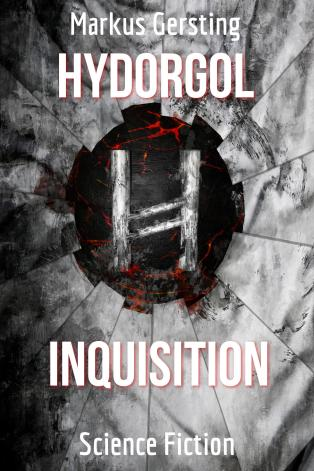 "Buchcover ""Hydorgol - Inquisition"""