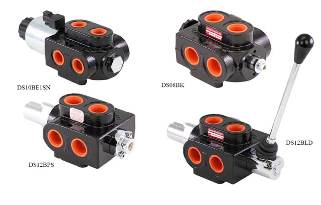 Ds Series Double Selector Valve