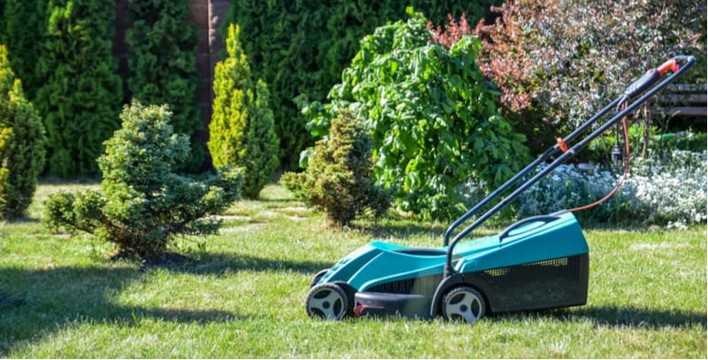 If you have a small garden then some lawnmowers can simply too big and not agile enough. We reviewed 6 of the best lawn mowers for small gardens.
