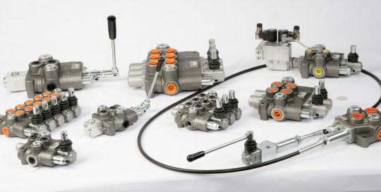 Distribuidores GMS Hydraulic