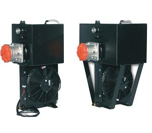 Охладительные установки для систем с закрытым контуром
