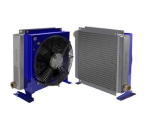 Охладители гидравлические воздушные