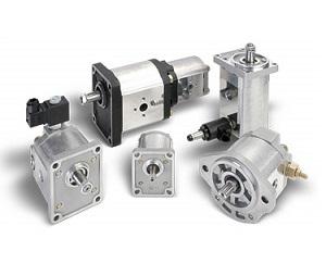 Шестеренные насосы и моторы в алюминиевом корпусе