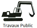 JCB hydraulique travaux-public