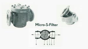 Orsta Micro-S-Filter MS-Filter
