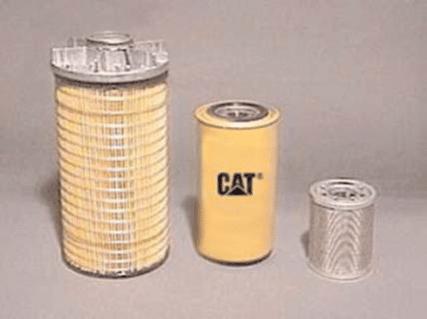 différent filtre hydraulique pour circuit industriel