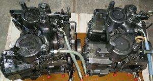 reparateur hydraulique boite vario fendt Massey JCB