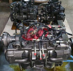 transmission-vario-fendt reparateur hydraulique boite vario fendt Massey JCB