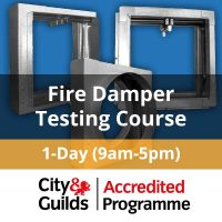 Fire Damper Testing Course City and Guilds