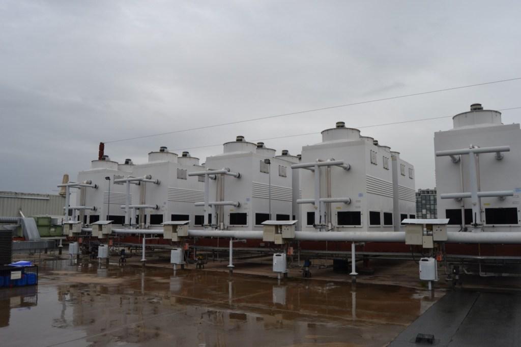 control de legionella y torres de refrigeración Hydrocombus