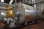 Tratamiento de agua para calderas de vapor industriales