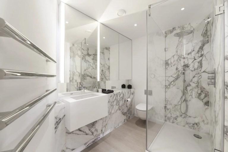 Greenwich Peninsula Bathroom