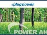 Plug Power - Hydrogen Fuel Cells