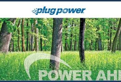 Plug Power - Hydrogen Fuel