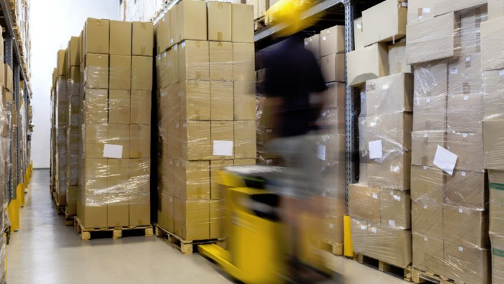 Fuel cell powered forklifts help grocery giant