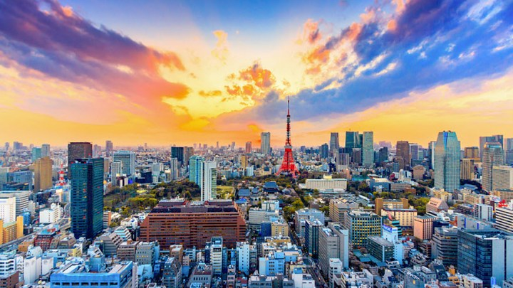 Generating green power for Japan