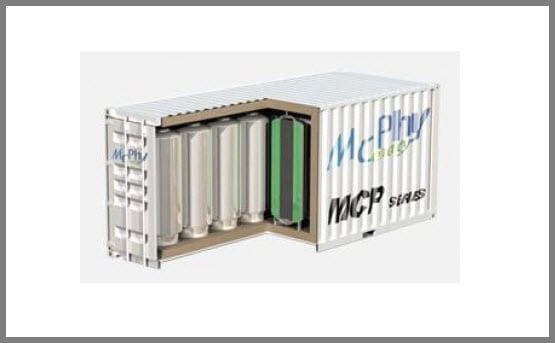 Breakthrough in hydrogen storage
