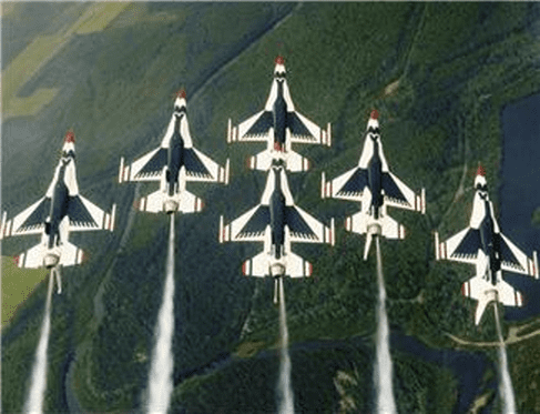 Renewable energy takes center stage with the Air Force