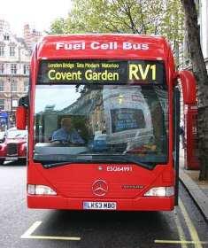 Mercedes-Benz Citaro Hydrogen Fuel Bus London